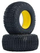122029 - VTEC 1/10 Short Course Reifen + Einlagen, 2 Stk