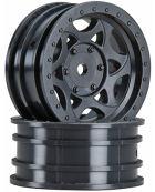 """AX08138 - 1,9"""" Walker Evans Street Wheel, schwarz, 2 Stk"""