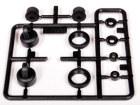 AX80035 - 10mm Dämpferkappen+Zubehör