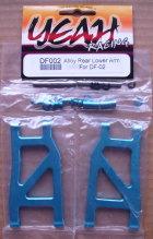 DF002-002BU - Alloy Rear Lower Arms