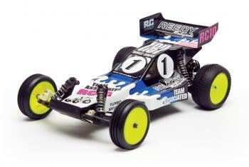 RC10 World´s Car von Team Associated