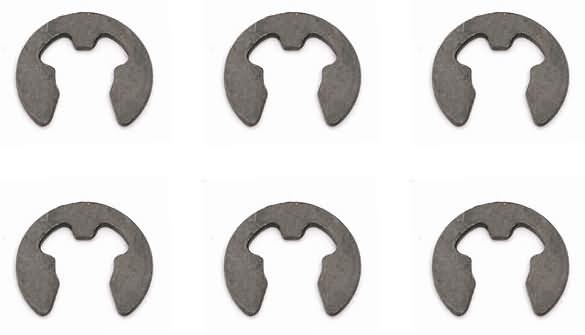 Sicherungsringe / E-Clips