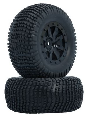 Räder (Felgen & Reifen verklebt)