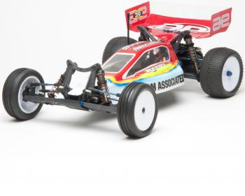RC10B4 von Team Associated