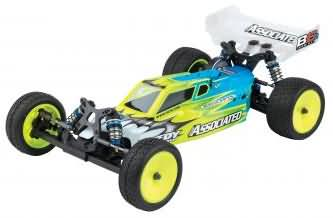 RC10B6D von Team Associated