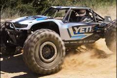 AX90025 - Yeti™ Rock Racer