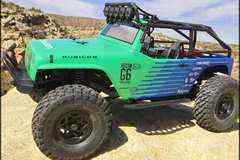 AX90036 - SCX10™ Jeep® Wrangler G6 Falken Edition