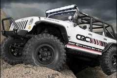 AX90035 - SCX10™ 2012 Jeep® Wrangler Unlimited C/R Edition