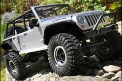 AX90028 - SCX10™ 2012 Jeep® Wrangler Unlimited Rubicon