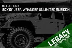 AX90027 - SCX10™ 2012 Jeep® Wrangler Unlimited Rubicon