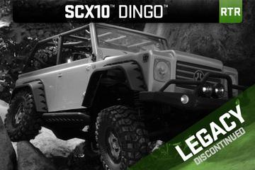 AX90012 - SCX10 Dingo