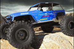 AX90031 - Wraith Poison Spyder Rock Racer Jeep® Wrangler