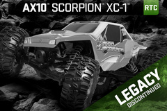 AX90011 - AX10 Scorpion XC-1