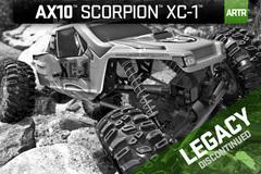 AX90004 - AX10 Scorpion XC-1