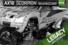 AX90002 - AX10 Scorpion Rock Racer