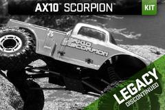 AX90001 - AX10 Scorpion RC Comp 10