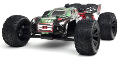 Kraton 1:8 4WD Electric Speed Monster Truck von Arrma