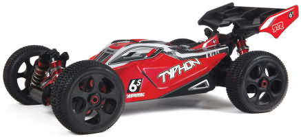 Typhon 1:8 4WD Electric Speed Buggy von Arrma
