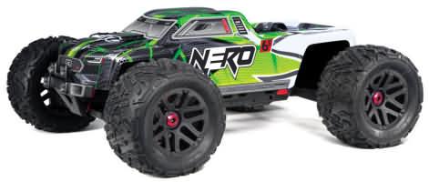 Nero 1:8 4WD Monster Truck von Arrma