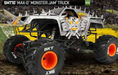 AX90057 - SMT10™ MAX-D Monster Jam Truck 1/10th Scale Electric 4WD - RTR