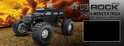 K-Rock MT4 (6406-F) von Thunder Tiger