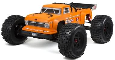 Outcast 1:8 4WD Electric Monster Truck von Arrma